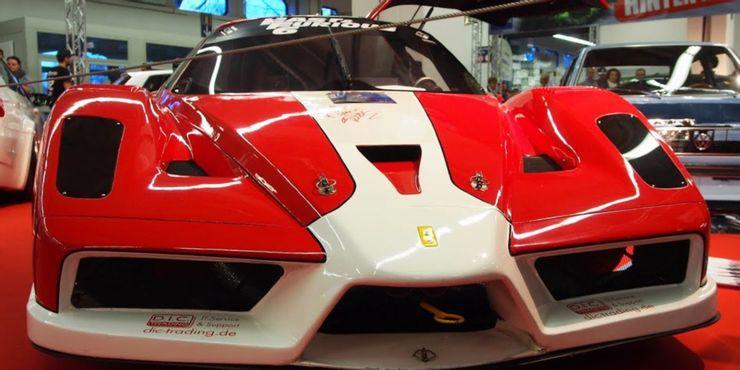 Ferrari Enzo/FXX รถเทจ Fast 6