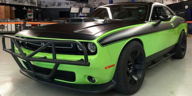 Dodge Challenger SRT รถเลตตี้