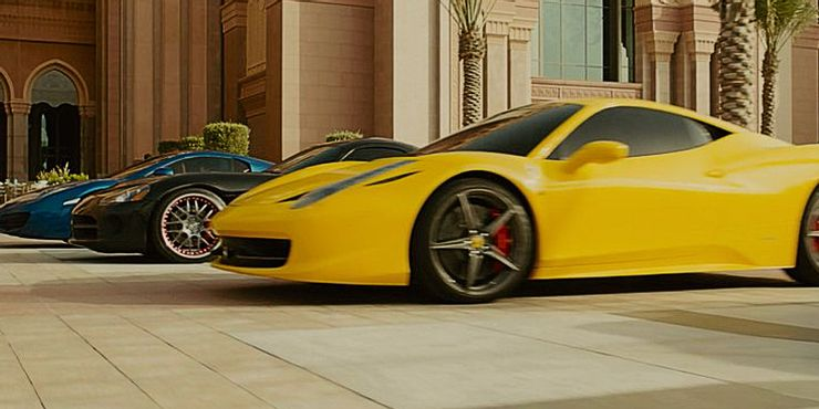 Ferrari 458 ITALIA ปี 2010