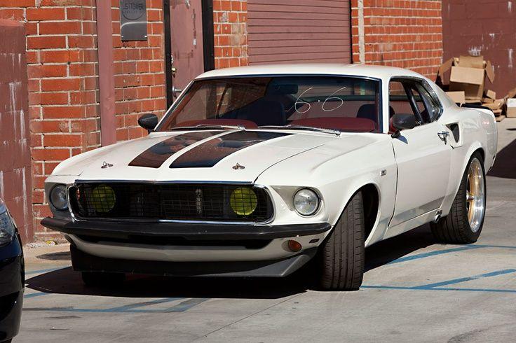 Ford Mustang รุ่นปี 1969