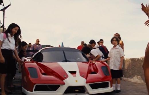 รถเทจ Ferrari Enzo/FXX
