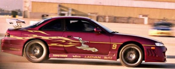 Nissan 240SX เล็ตตี้
