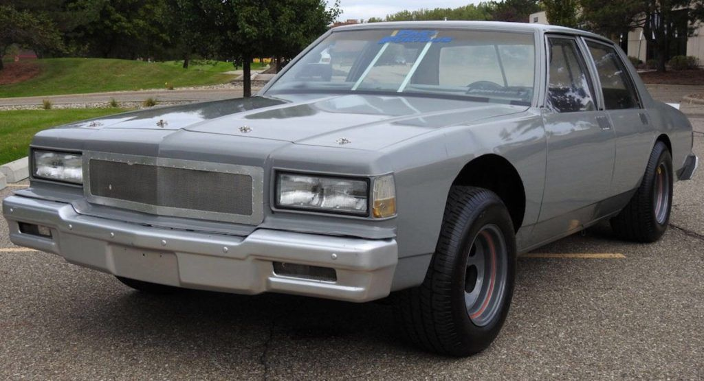 Chevrolet Caprice Classic ปี 1985