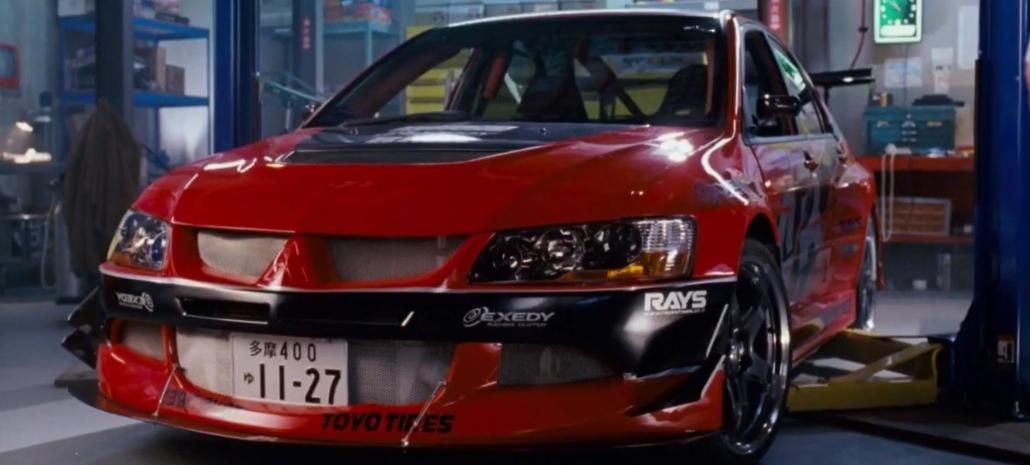 Mitsubishi Lancer Evolution IX GSR ปี 2006