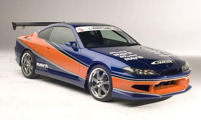 Nissan Silvia S15 Spec S