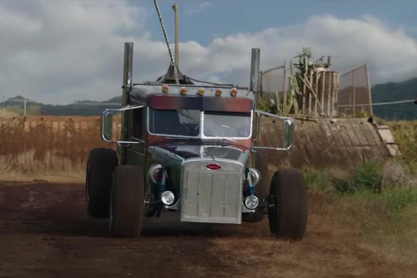 รถ Peterbilt