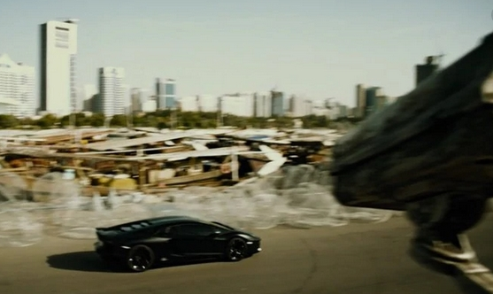 Lamborghini Aventador LP 700-4 ปี 2012