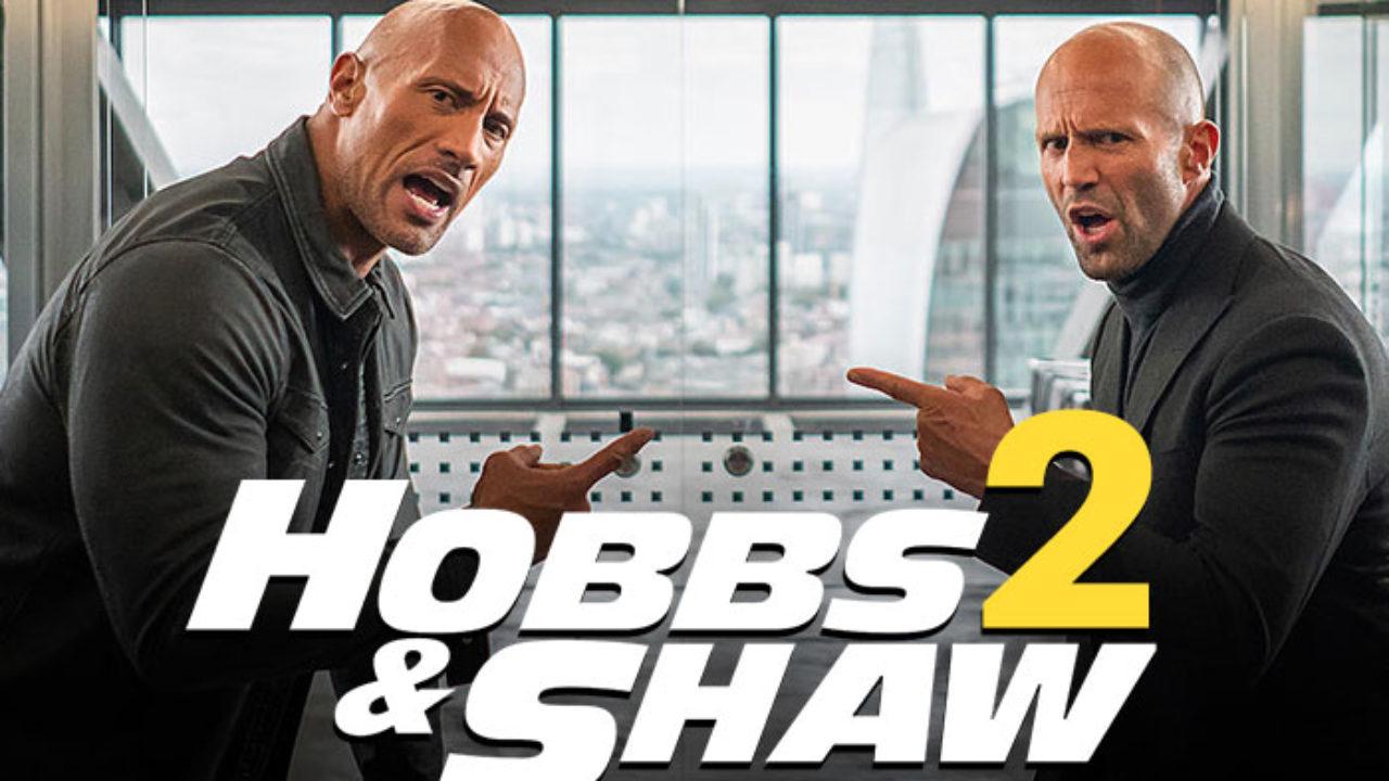 Hobbs & Shaw 2