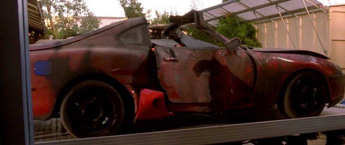 ประมูล Toyota Supra MarkIV พอล วอล์คเกอร์