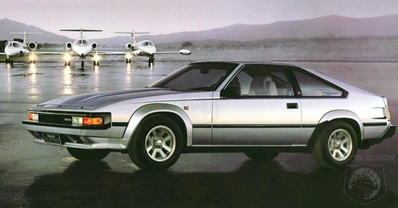 Toyota Supra Mark II