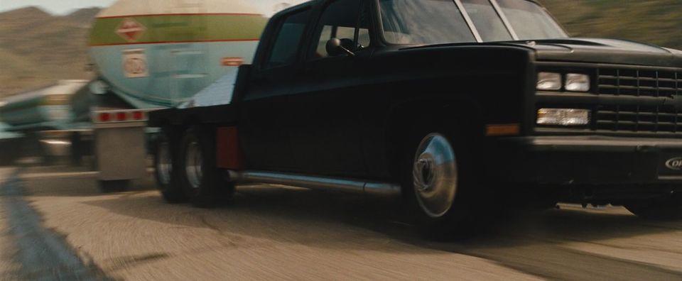 Chevrolet R3500 Crew Cab ปี 1989